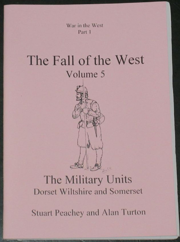 The Fall of the West (Volume 5), by Stuart Peachey and Alan Turton